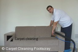 Upholstery Cleaning in Footscray